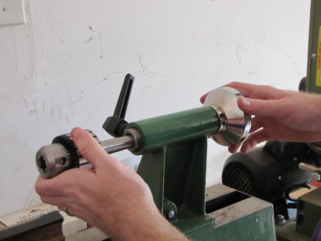 using a drill chuck on your mini-lathe